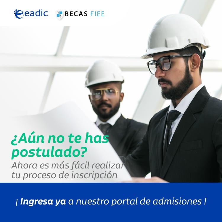 Convocatoria Abril 2020 EADIC